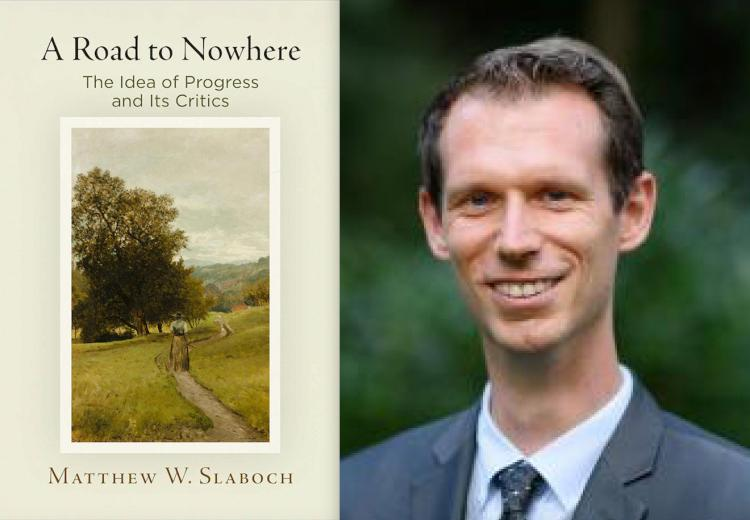 Slaboch-Book - A Road to Nowhere