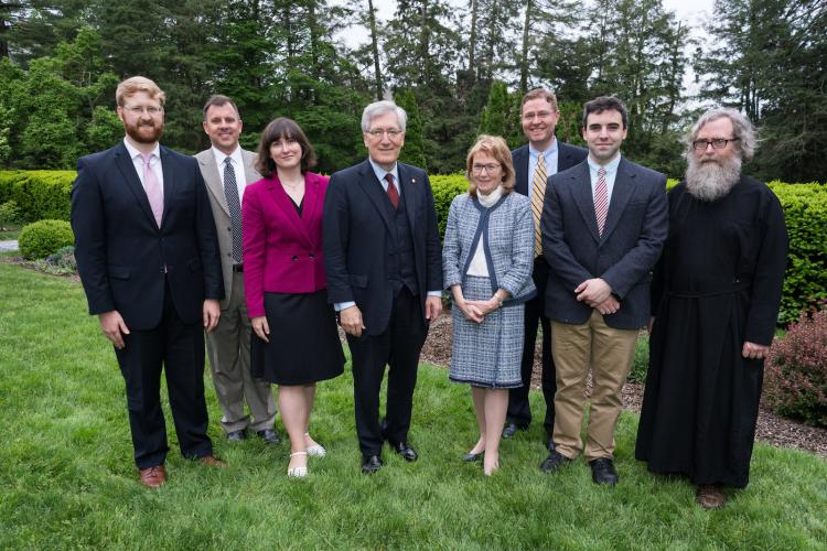 2018-19 Visiting Fellows