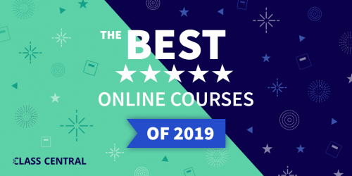 Best Online Courses 2019 Announcement