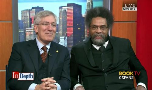 George & West on C-Span Book TV (Dec. 3, 2017)