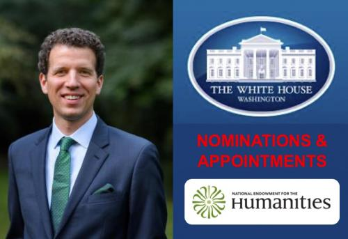 Keegan-White House Appointment