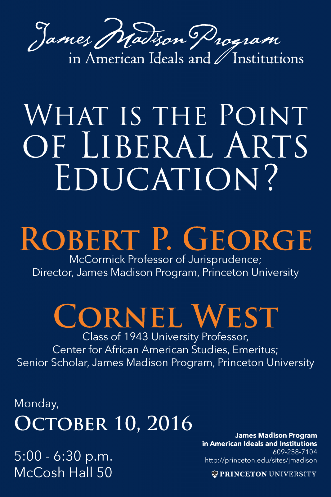 The Role of Liberal Arts in a Business Education