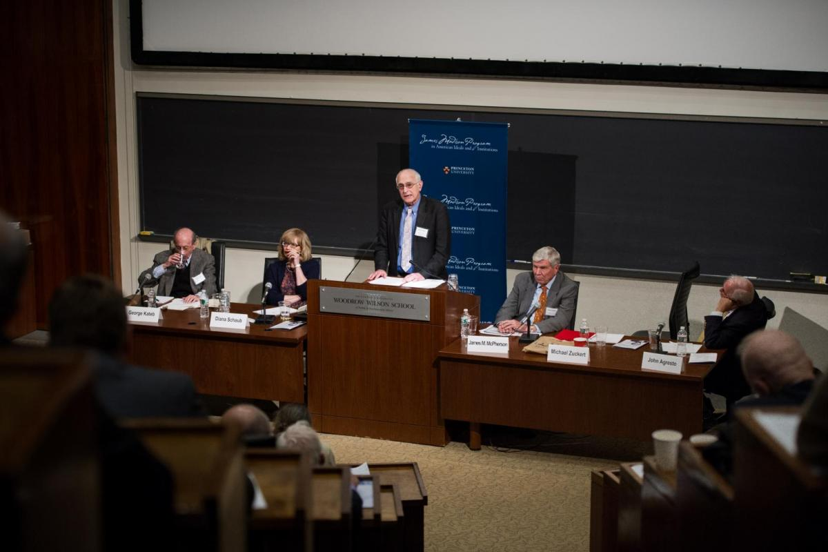 2016 Lincoln Conference panel