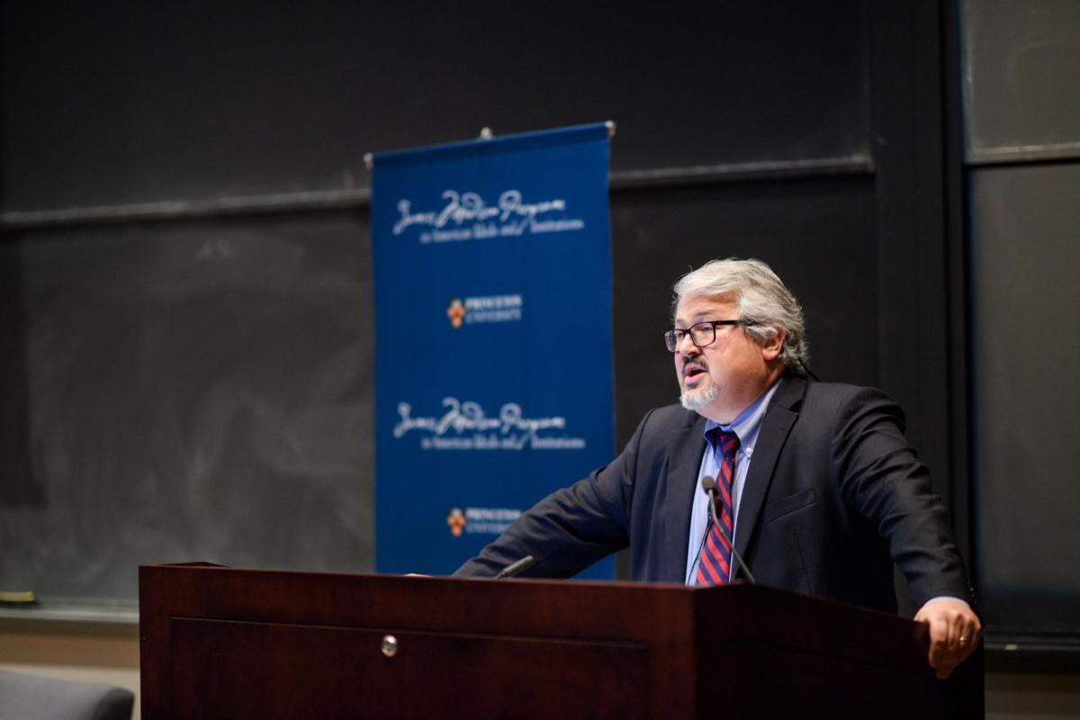 Jack Goldsmith lecture