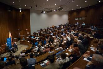 Giuffra conference photo