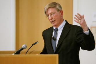 George Will lecture