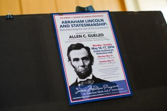 2016 Lincoln Conference booklet