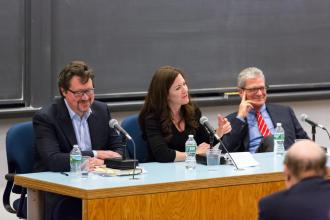 Thomas C. Leonard, Christine Rosen, and William Schambra