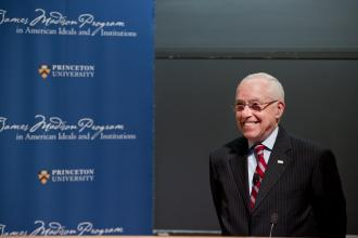 Mukasey lecture