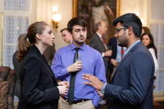 Praxis lab on Think Tanks - reception