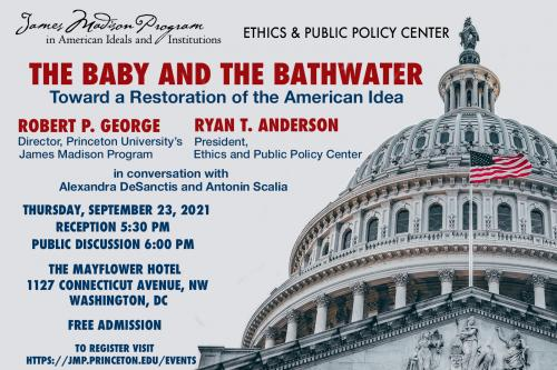 Baby and the Bathwater poster