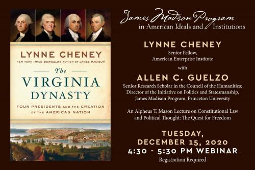 Cheney event poster