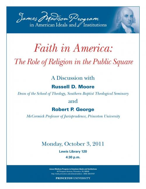 Moore event poster