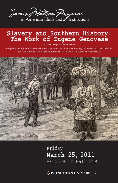 Genovese event poster