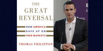 Picture of Thomas Philippon and the Great Reversal Cover