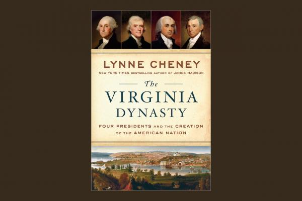 """Book cover of """"The Virginia Dynasty"""""""