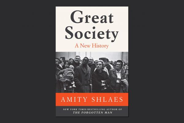 Great Society Book Cover