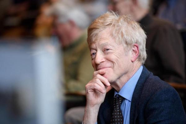 Sir Roger Scruton in 2017